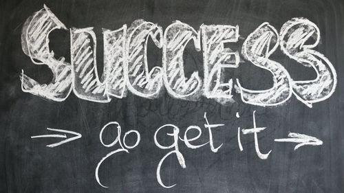 success get job