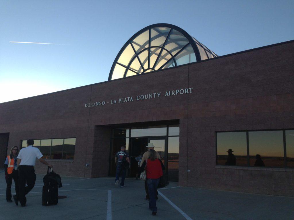 Durango機場