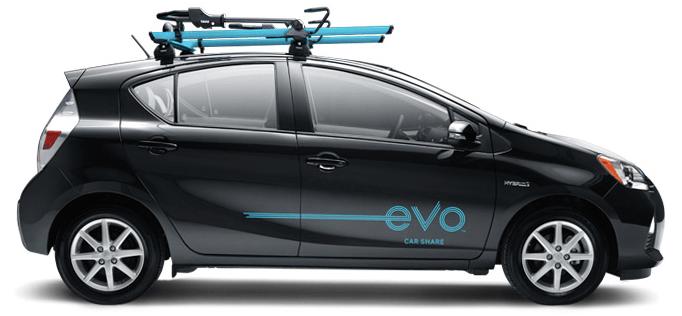 Evo Car