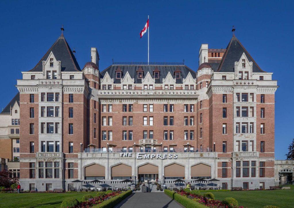 皇后飯店,皇后酒店,Fairmont Empress