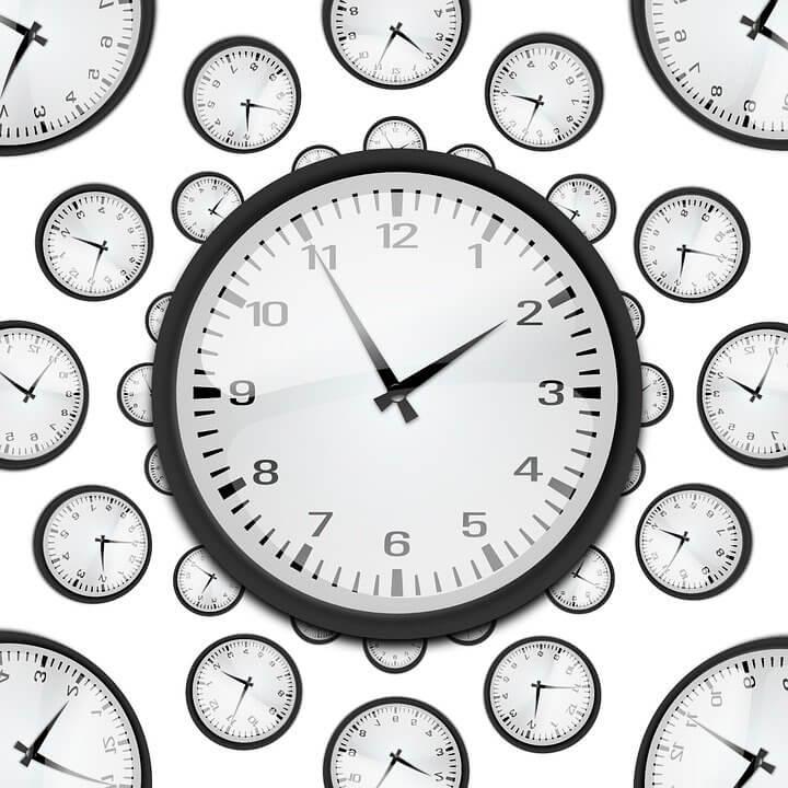時間不夠用